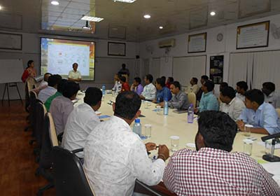 Quantity Surveyors Orientation programme